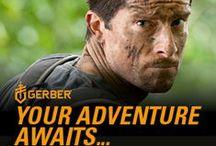 Bear Grylls Gerber Survival Range / Check out our new range of Bear Grylls Gerber Survival Tools.
