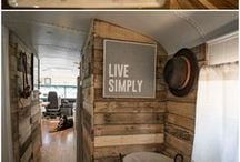 Living Smaller - Petite Living / Collection of tiny homes, small homes, shipping container homes and more