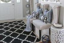 Fantastic Foyer Ideas / Foyer décor and ideas...