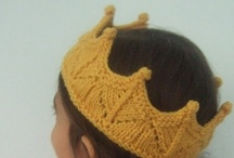 Knits / Knitting projects...some completed and some to-do!