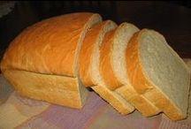 Food-Bread / by Adrienne