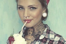 Pinup Love <3 / Pinup is just beautiful to me :) / by Jennifer Broome
