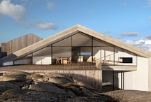 ARCHITECTURE - country/beach/desert homes / by Fiona Cochrane
