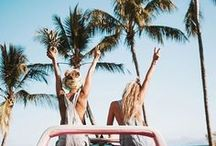 Endless Summer / Dedicated to our love for sunny beach days, balmy nights, and an endless summer lifestyle.