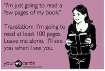 Books / by Hannah Render