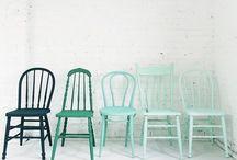 Rénovation meuble ❤ Second hand furnitures