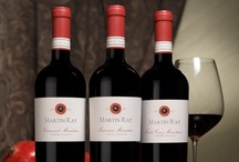 Martin Ray / At Martin Ray Winery, we produce three labels: Martin Ray, a traditional French style; Angeline, a fruit-forward California style; and Courtney Benham, a limited-release production of an array of varietals from different appellations. / by Martin Ray Winery