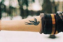 Tatouage ❤ Tattoos