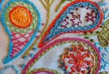 Handcraft - Embroidery / by Carla Chagas