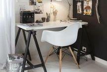 Workspace / by Maria Lindgren