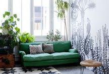 Salon - Salle à manger ❤ Living Room