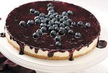 Cheesecake Recipes / Creamy delicious cheesecake - start browsing and find some to try out on your friends and family. / by Julie Hayes-DeLong