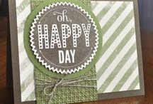 Card Ideas / by Linda Flanagan