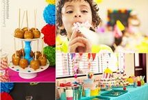 Party Ideas / All kinds of party ideas :) / by Jennifer Broome