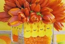 Easter/spring time / Spring and Easter ideas! / by Jennifer Broome
