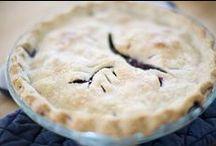 Food-Pie / by Adrienne