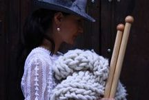 Knitting and Crocheting / by Jeanie Simpson