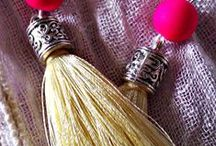 """Etsy Tassel jewelry / Every Etsy handmade creation in the """"Tassel Jewelry"""" category (bracelet, necklace, rings, accessories, etc). Enjoy it and thanks a lot for all your contribution. Please report the Etsy-link below the pic/photo. Thanks thanks thanks!!!!! :)"""