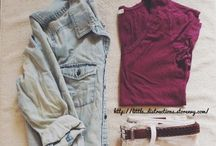 Capsule wardrobe: Summer / Summer Capsule Wardrobe  / by Karla Rufus