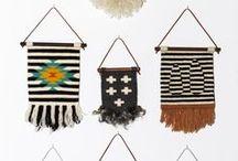 Tissage ❤  Weaving / weaving tissage