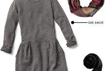 Capsule Wardrobe: Winter / Winter Capsule Wardrobe / by Karla Rufus