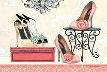 fashion sketch / by Star Twinkle