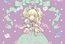 Kira imai art / by Star Twinkle