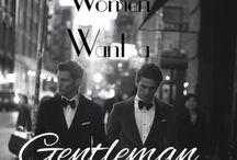 Gentlemen world / by Star Twinkle
