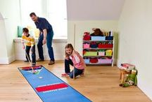 Indoor Games / Stuck inside the house and looking for fun ideas for play time?  Check out GameOnFamily.com's board  of awesome indoor games and toys that were meant for playing indoors.  Bye bye boredom!  Hello fun games and family time!