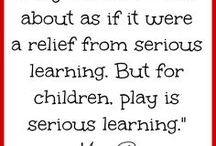 Reasons to Play Games! / Games are not only fun, they teach us valuable skills and provide both kids and families the opportunities to learn more about the world and each other.