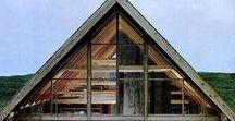 Maison en bois et bioclimatique ❤ House / maison en bois et bioclimatique notre rêve un jour!