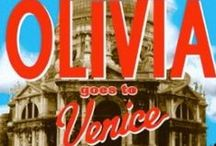Book Study - Olivia travels to Venice