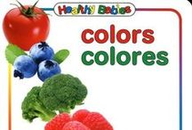 Book Study - Healthy Babies : Colors ( Toddler book)