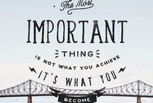 Make a Statement / by Liesel