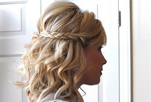 Hair / by Melody Armstrong