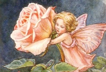 My Kind Of Art / I love art in general, all kinds, but I am especially drawn to feminine, romantic, whimsical, and childrens art. / by Kathy Jones ~ Dust Bunny Trail
