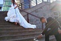 My fairy-tale wedding. / I am a sucker for a happy ending. <3 / by Elizabeth