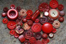Buttonwork LOVE / by Kathy Jones ~ Dust Bunny Trail