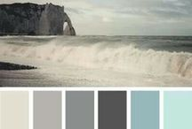 color schemes / color palettes I like / by Laura Olmstead
