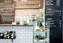 Cafes & Shopfronts / One day I'll have a yummy organic cafe space