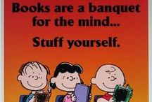 Books I love! / Books are such a fabulous way to use your imagination. They can take you anywhere... and you are changed.