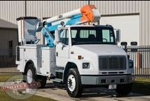 Used Bucket Trucks / Used bucket trucks for sale at Utility Fleet! We have all the top brands: Altec, Terex, ETI, Versalift, and many more!