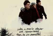 "Harry Potter / I am a Harry Potter fan!!! ""ALWAYS""!!!  / by Becca Bujnoch"