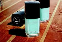 nail polish / by Lindsay Bing