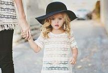 Little + Fashion / Start them young / by Cristina Ramirez