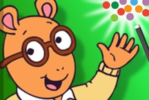 Arthur's Teacher Trouble  / Images from the Arthur's Teacher Trouble App by Wanderful interactive storybooks