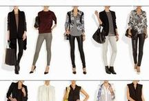 Outfit Inspiration  / Pinning styles/colors of clothes I ACTUALLY OWN to create outfits I can actually wear.  / by Susan H