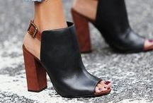 Shoes + More Shoes / You know....The pretty things on your feet. / by Cristina Ramirez