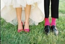 Mijn bruiloft! / Dit waren de inspiraties voor mijn bruiloft