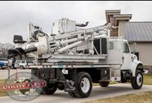 Pressure Diggers / New & used pressure diggers for sale/rent at Utility Fleet Sales.